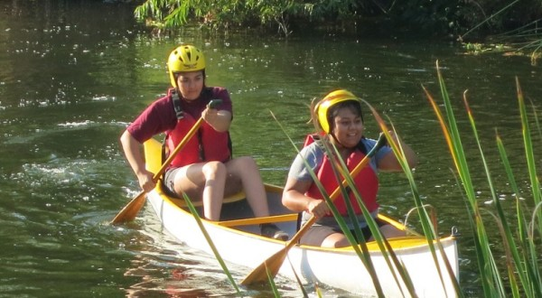 Kayak, Paddle, Fish or Volunteer at the Los Angeles River