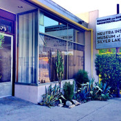 The historic Neutra Office Building has opened a new chapter in its storied life with the addition of a new museum and gallery.
