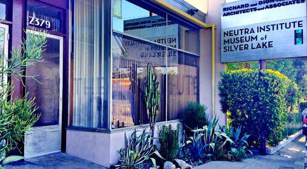 Historic Neutra Building's New Chapter
