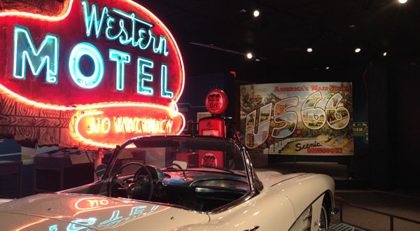 [Eastside Eye] Route 66: The Road and the Romance at the Autry