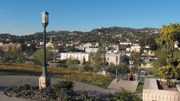 Park advocates seek longer-term fixes at Barnsdall