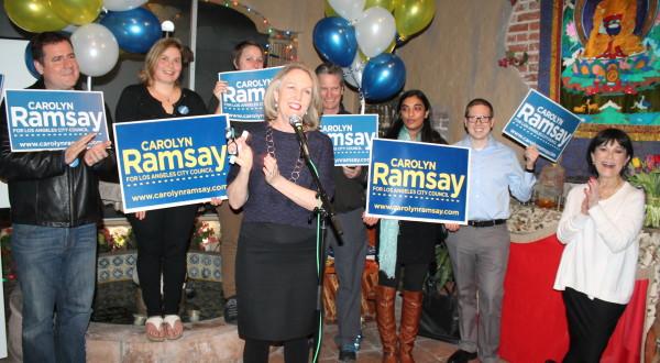 O'Grady Endorses Ramsay in Election