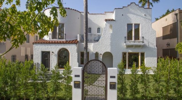 [REAL ESTATE] Locally, Everybody's Up But the Hollywood Hills
