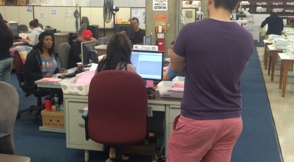 Mail In Ballot Counts Expected Thursday