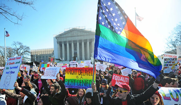 same sex marriage supreme court ruling text in Terrebonne