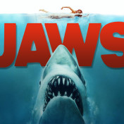 The all time best summer thriller, Jaws, is playing at Santa Monica's Aero Theater.