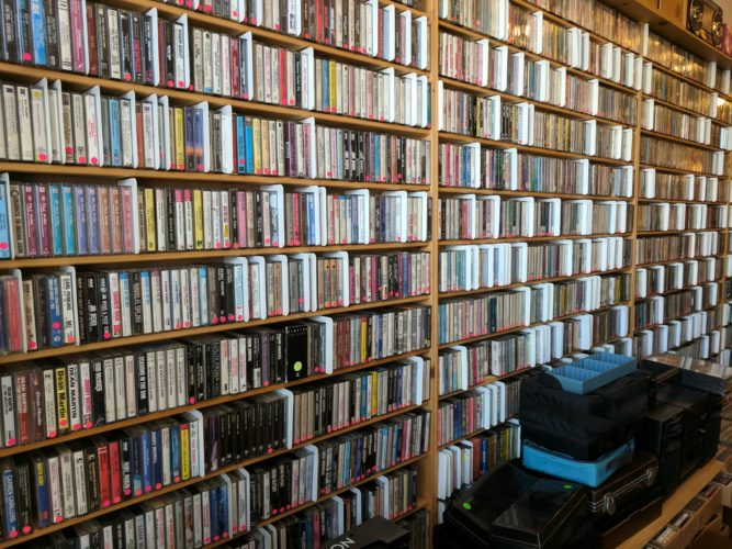 Jacknife Records and Tapes