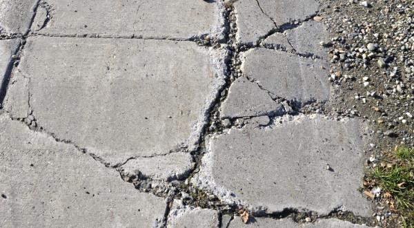 City to Study Alternate Materials to Fix Broken Sidewalks