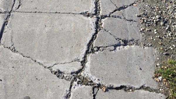 Sidewalk Repair Rebate Increased to $10k