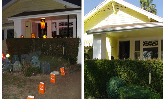"""Russell Avenue Bungalow Slated for Demo Was Sci-Fi """"Museum"""""""