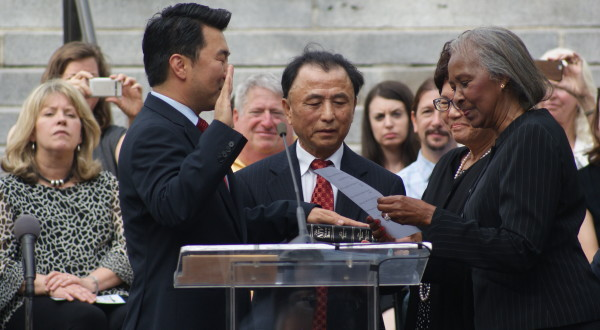 Ryu's Motion Rescinding Last Minute LaBonge Giveaways Approved Unanimously by City Council