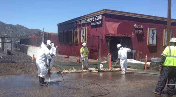 Atwater 2014 Oil Spill A Harbinger for Santa Barbara