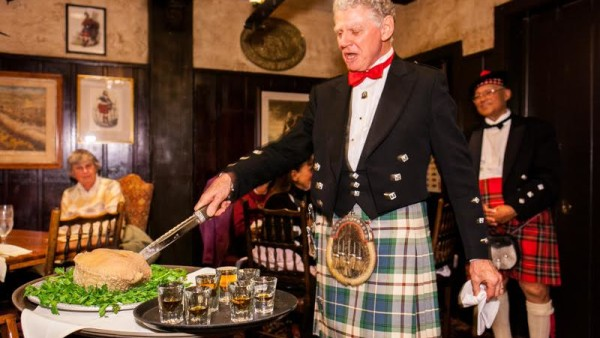 A Good Auld Time: Burns Night at the Tam O'Shanter