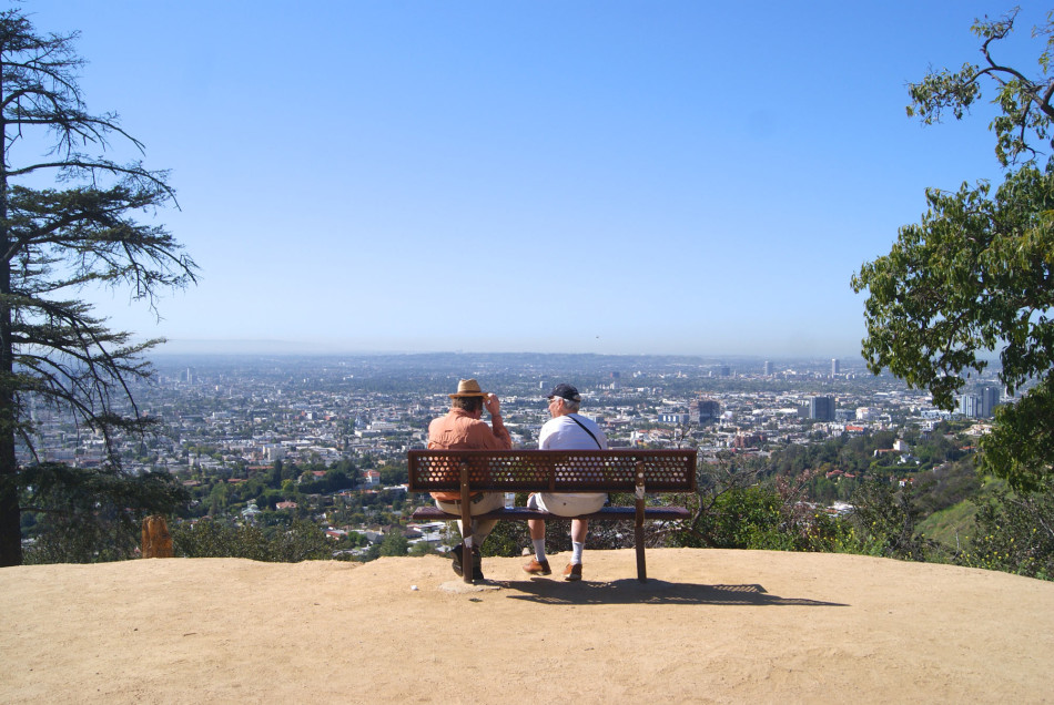 DAY TREKKING_PHOTO_Griffith-Observatory-2_LOS FELIZ_APRIL 2016 jpg