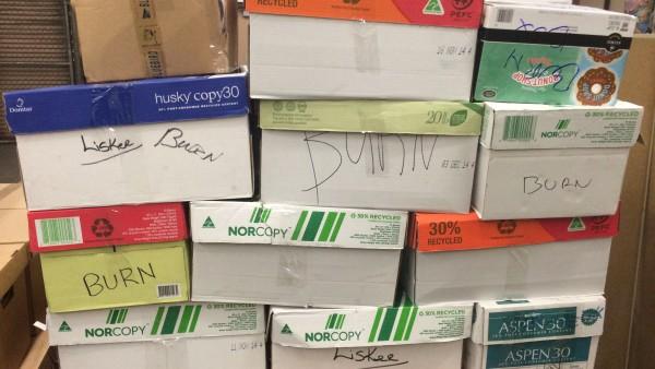 1st Amendment Group Files Lawsuit over LaBonge Destroyed Documents