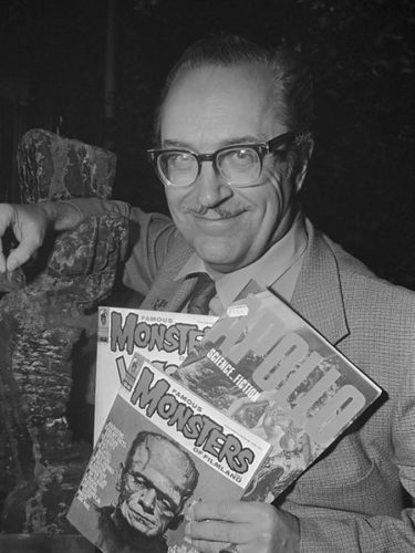 Image result for forrest j ackerman