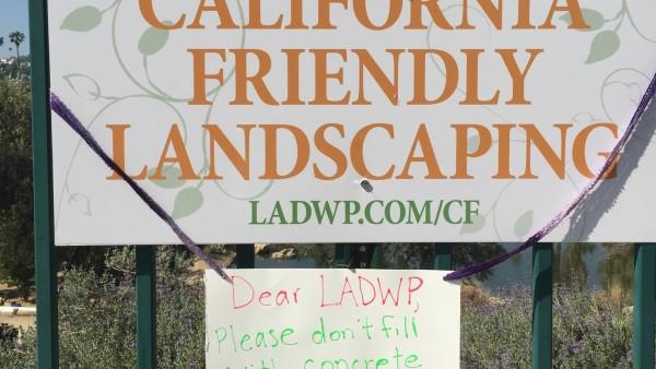 LADWP 'Demonstration Garden' Just Rocks