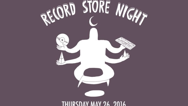 The Freaks Come Out at Record Store Night