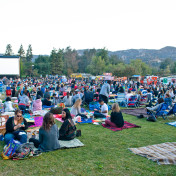 Summer has arrived, and so have a parade of local outdoor movie screenings.