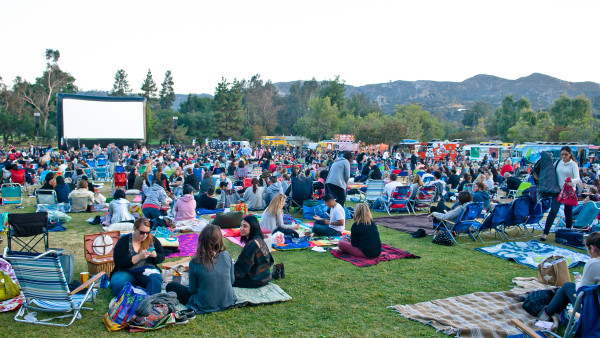 Summer Guide to Movies Under the Stars