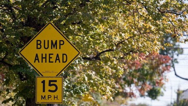 City Reinstates Speed Hump Program