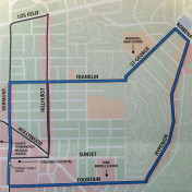 The changes would provide service connecting Los Feliz and Silver Lake. The city says the Los Feliz DASH ranks near the bottom in ridership.