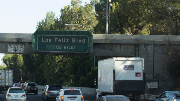 Big Rig Crash on 5 Freeway Kills One