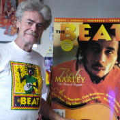 If it's reggae-related, Roger Steffens most likely has it stored away in his Echo Park bungalow.