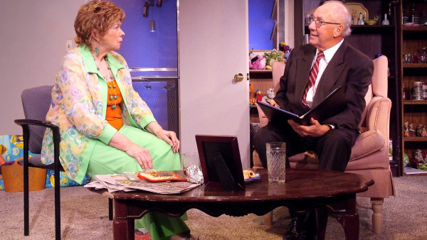 [THEATER REVIEW]  Stephen Sach's Hilarious Bakersfield Mist Returns to the Fountain Theatre