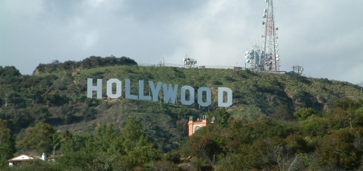 A view of the Hollywood sign from within the tourism-burdened neighborhood of Beachwood Canyon. Photo: Frederick Dennstedt // flickr: Creative Commons