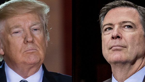 Schiff Demands Tapes of Trump & Comey, If They Exist