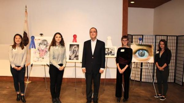 Local Wins 3rd in Congressional Student Art Competition