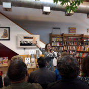 The iconic bookstore was honored by 43rd District Assemblymember Laura Friedman