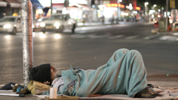 City Makes it Easier to Administer Medical Aid to the Homeless