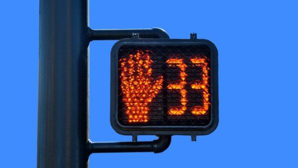 Countdown Crossing May Soon Be Legal