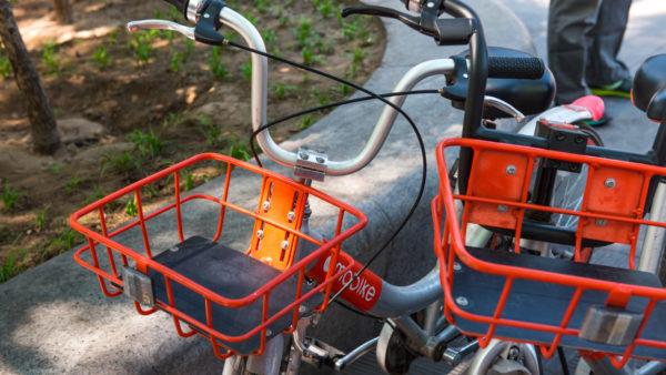 Grab a Bike and Go?