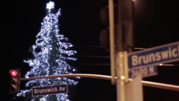 Still No Tree Lighting for Atwater