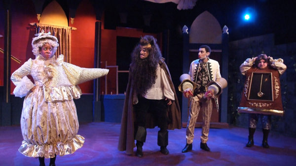 [THEATER REVIEW] Disney's Beauty and the Beast Charms at CASA 0101